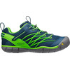Keen Youth Chandler CNX Shoes Poseidon/Jasmin Green